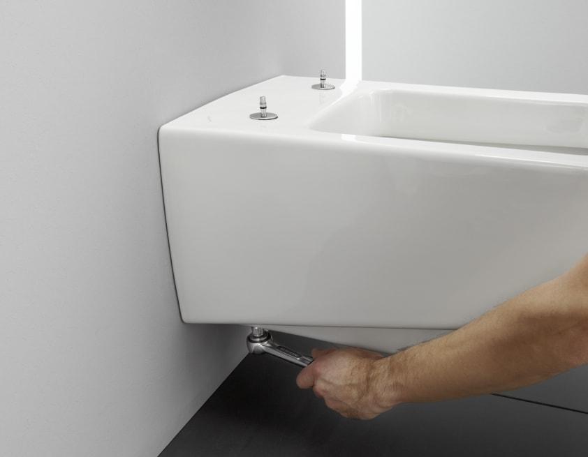 wc sitz mit deckel abnehmbar mit absenkautomatik wc sitz wc produkte laufen. Black Bedroom Furniture Sets. Home Design Ideas