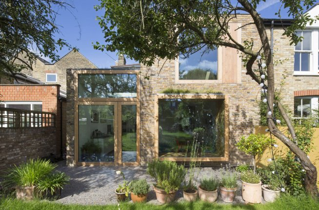 Rylett House, architecture, design