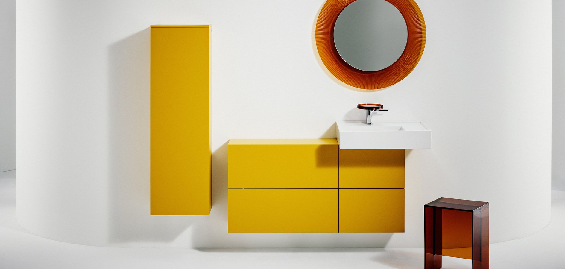 Kartell by Laufen - Neue Farben für das Bad